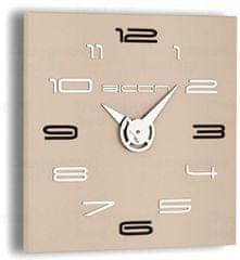 IncantesimoDesign Designové nástěnné hodiny I119WT IncantesimoDesign 40cm