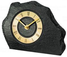 AMS design Břidlicové stolní hodiny 1105 AMS 20cm