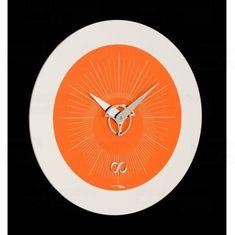 IncantesimoDesign Designové nástěnné hodiny I503BA IncantesimoDesign 40cm
