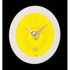 IncantesimoDesign Designové nástěnné hodiny I503BG IncantesimoDesign 40cm