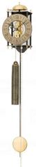 AMS design Kyvadlové mechanické nástěnné hodiny 301 AMS 68cm