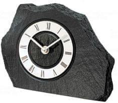AMS design Břidlicové stolní hodiny 1104 AMS 20cm
