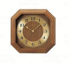 AMS design Nástěnné hodiny 5864/4 AMS řízené rádiovým signálem 26cm