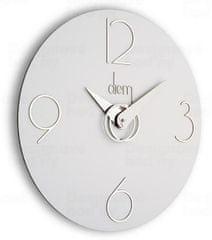 IncantesimoDesign Designové nástěnné hodiny I501BN IncantesimoDesign 40cm