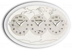 IncantesimoDesign Designové nástěnné hodiny I073M IncantesimoDesign 45cm