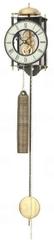 AMS design Kyvadlové mechanické nástěnné hodiny 302 AMS 68cm