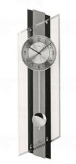 AMS design Kyvadlové nástěnné hodiny 5219 AMS řízené rádiovým signálem 84cm