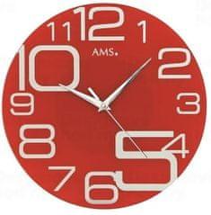 AMS design Nástěnné hodiny 9462 AMS 35cm