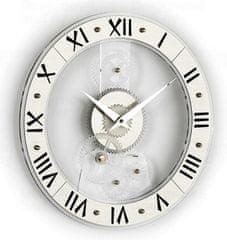 IncantesimoDesign Designové nástěnné hodiny I131MN IncantesimoDesign 34cm