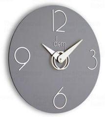 IncantesimoDesign Designové nástěnné hodiny I501GR IncantesimoDesign 40cm