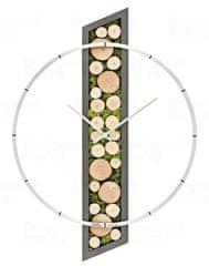 AMS design Designové nástěnné hodiny 9607 AMS 55cm