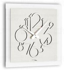 IncantesimoDesign Designové nástěnné hodiny I118MS IncantesimoDesign 40cm