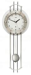 AMS design Luxusní kyvadlové nástěnné hodiny 5248 AMS řízené rádiovým signálem 68cm