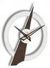 IncantesimoDesign Designové nástěnné hodiny I186W IncantesimoDesign 44cm
