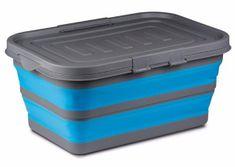 Kampa sklopiva kutija za odlaganje, plava