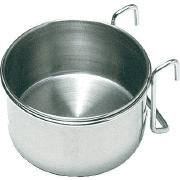 RECORD Amico posuda, metalna, s nosačem,15 cm, 0,75 l