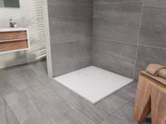 Lansanit Sprchová vanička 1000 x 1000 mm, bílá