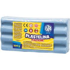 Astra Plastelína 500g Modrá Světlá, 303117008