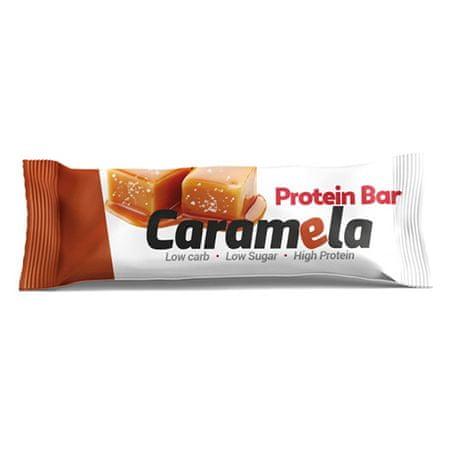 Czech Virus Karamell fehérje bár, Karamell fehérje bár