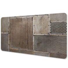 Kobercomat Ochranná podložka na stůl Kovová podlaha 90x45cm