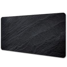 Kobercomat Velká ochranná podložka na stůl černý písek 90x45cm