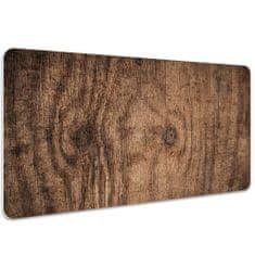 Kobercomat Velká podložka na stůl staré dřevo 100x50cm