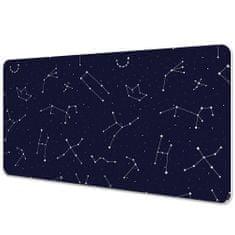 Kobercomat Velká podložka na stůl Souhvězdí 90x45cm