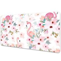 Kobercomat Veľká podložka na stôl pre deti Flamingos