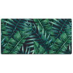 Kobercomat Ochranná podložka na stůl tropické listy 120x60cm