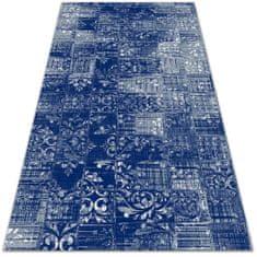 Kobercomat Módne univerzálny vinylový koberec chaotické dlaždice