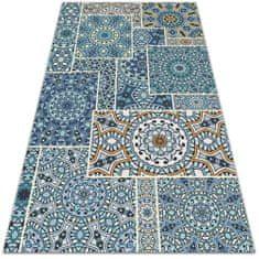 Kobercomat Vinylový koberec pre domácnosť Mandala patchwork