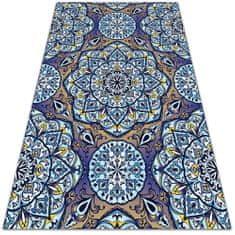 Kobercomat Vinylový koberec do domu mandala