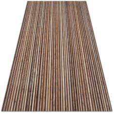Kobercomat Vinylová rohož pre domácnosť bambusové rohože