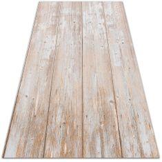Kobercomat Módne univerzálny vinylový koberec antiqued dosky