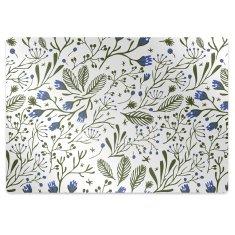 Kobercomat Podložka pod kolečkovou židli květiny