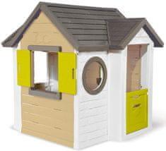 Smoby My Neo House hiška, razširljiva