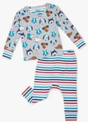 Hatley Cute Pups S21BPI1253 pidžama za dječake od organskog pamuka