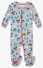 Hatley Cute Pups S21BPI202 pidžama za dječake od organskog pamuka