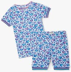 Hatley Cheetah Hearts S21CHK2170 pidžama za djevojčice od organskog pamuka