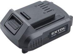 Extol Premium Akumulátor Share 20V/1,5Ah, Li-ion, pre 88918XX, 87918XX