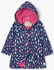 Hatley dívčí nepromokavá bunda do deště Rain Drops Colour Changing S21DDK817