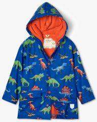 Hatley chlapecká nepromokavá bunda do deště Friendly Dinos S21DIK1336