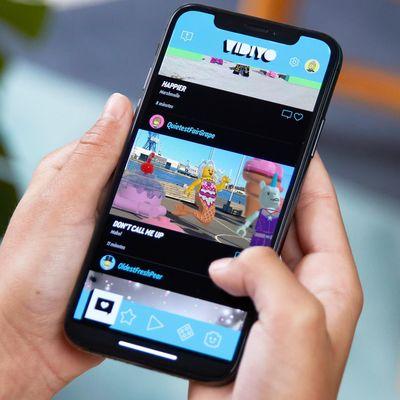 Odkazy na aplikace v mobilu