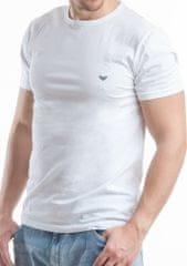 Emporio Armani Pánské tričko Emporio Armani 111267 CC717 bílá