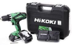 Hikoki (HITACHI) AKU SKRUTKOVAČ DS18DJLWCZ 18 V/1,5 Ah v kufríku