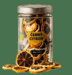 Garlio Bio Černý citron PLÁTKY 80g