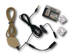 Špionážní sluchátko s indukční smyčkou
