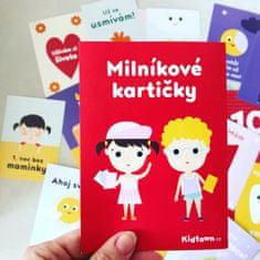 Better Brand s.r.o. Míľnikové kartičky