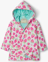 Hatley dívčí nepromokavá bunda do deště Delicious Berries S21FSK1336
