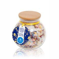 Solana Nin Koupelová mořská sůl s květy a kořením, 500 g